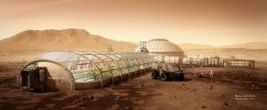 NASA Mars'ta Kurulacak Koloni İçin Testlere Başladı, 6 İnsan 1 Seneliğine Çadıra Kapatıldı