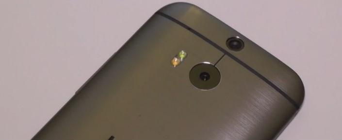HTC One M8'in Özellikleri ve Tanıtımı