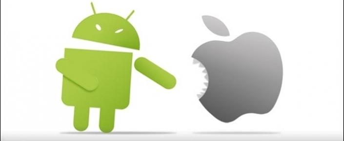 iOS'in Android'ten 'Çalması' Gereken 5 Özellik