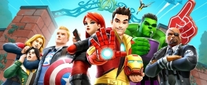 Iron Man, Thor ve Hulk Gibi Süper Kahramanları Eğiteceğiniz Oyun: Marvel Avengers Academy!