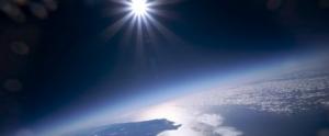 Galaxy S5'in 28 Kilometre Yükseklikte Çektiği Mükemmel Görüntüler