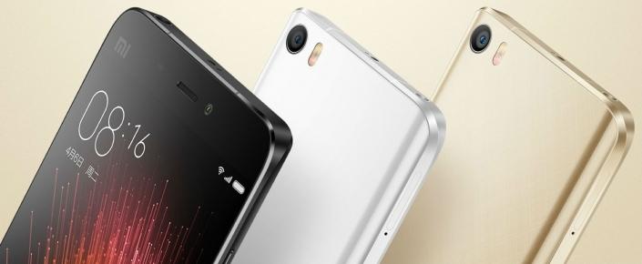 Donanım Canavarı Xiaomi Mi 5 Tanıtıldı! İşte Fiyatı ve Özellikeri