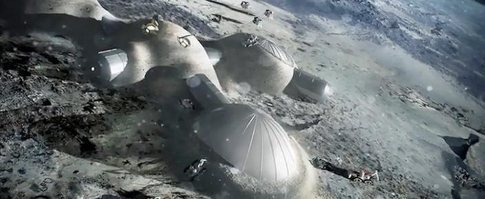 Tatilde Ay'a Mı Gidiyoruz? Avrupa Uzay Ajansı, Ay'da Turistik Amaçlı Köy Kuruyor!