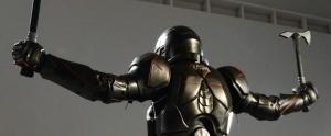 Teknolojiyle Sporun Birleştiği, Geleceğin Dövüş Sporu: Unified Weapons Master