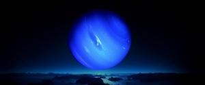 Neptün Üzerinde Gizemli Bir Kara Girdap Göründü!