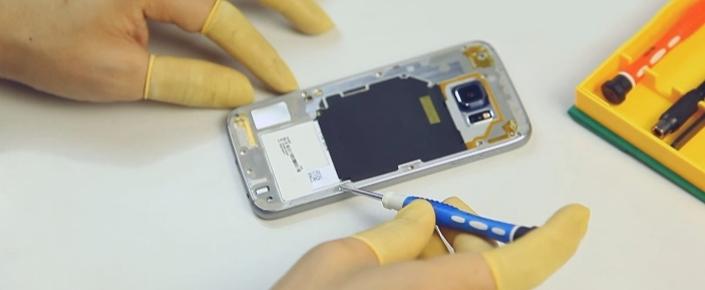 Galaxy S6'nın Bataryasını Kullanıcılar Sökemeyecek