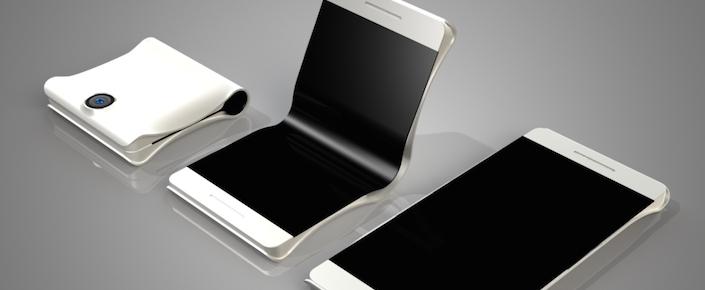 Samsung, 2016 Yılında İlk Katlanabilir Telefonu Üretebilir
