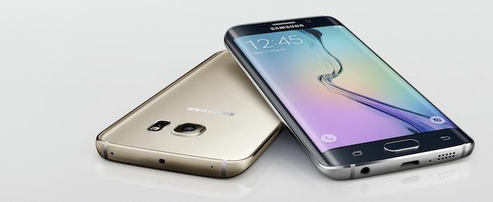 Samsung Galaxy S6 ve S6 Edge Bu Akşam Ön Siparişe Açılıyor