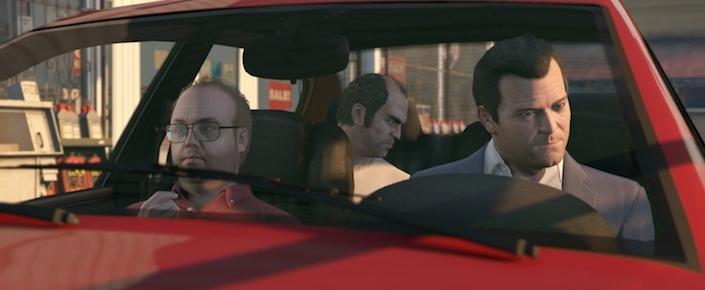 PC için GTA 5'in Resmi Fragmanı Yayınlandı