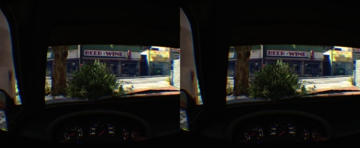 GTA 5'i Sanal Gerçeklik Gözlüğüyle Oynadılar