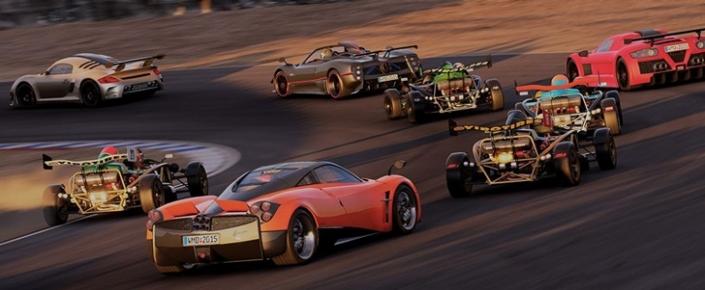 Project Cars Çıkar Çıkmaz GTA 5'i Geride Bıraktı