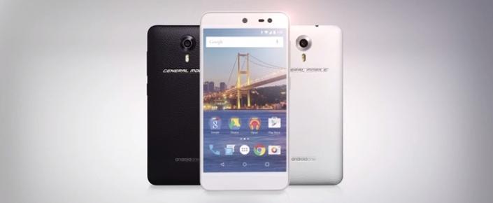 Google Android One ile Türkiyede