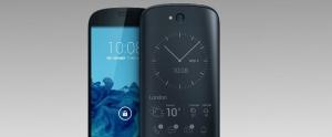 Şarj Sorununu Ortadan Kaldıran Akıllı Telefon: YotaPhone 2