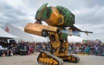 Amerika Japonya'ya Robot Düellosu Teklif Etti