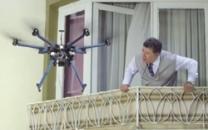 Finansbank, Bakkallarda Drone'lu Alışveriş Devrini Başlattı