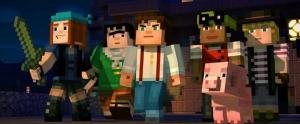 Windows 10'a Özel, Story Mode'lu Minecraft'tan İlk Tanıtım Videosu Geldi!
