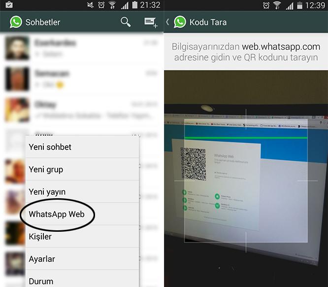 Siz de kolaylıkla bir WhatsApp casusu olabilirsiniz