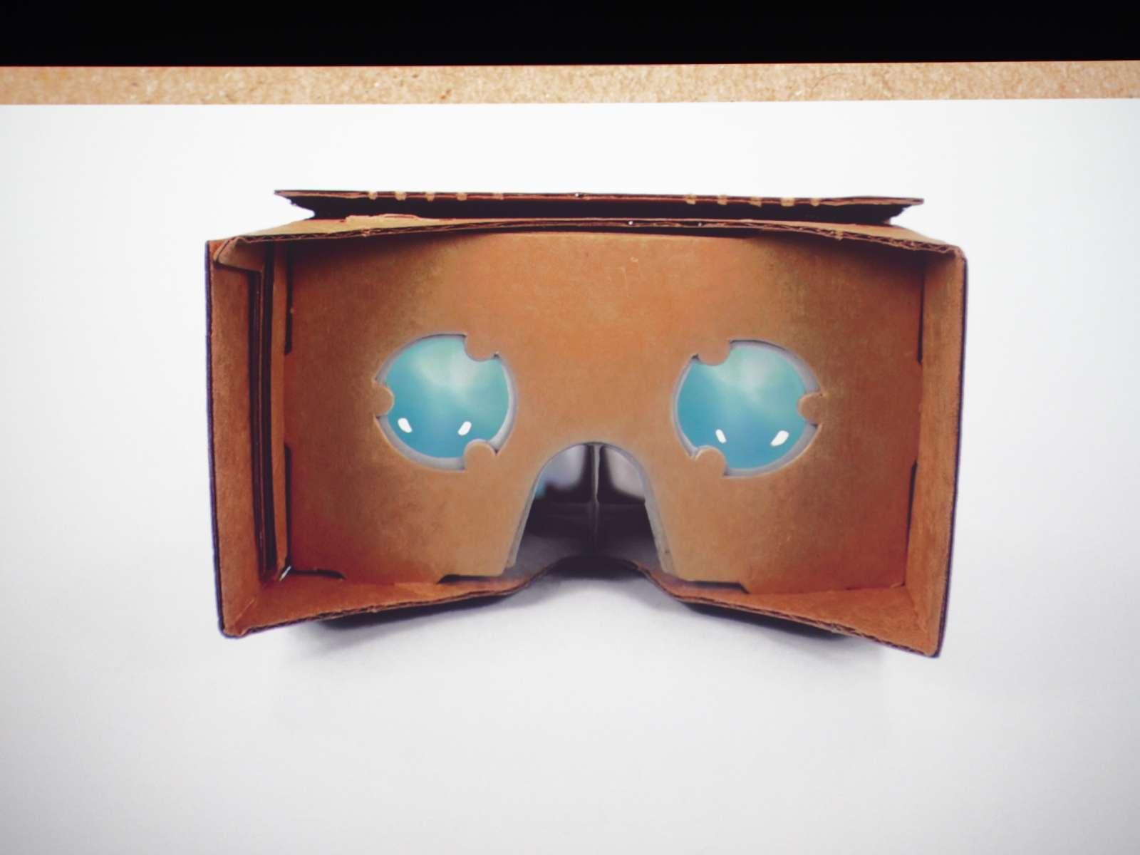google goggles online  Google Cardboard Yenilendi, Kullan谋m Alanlar谋 ve Sunulan 陌mkanlar ...