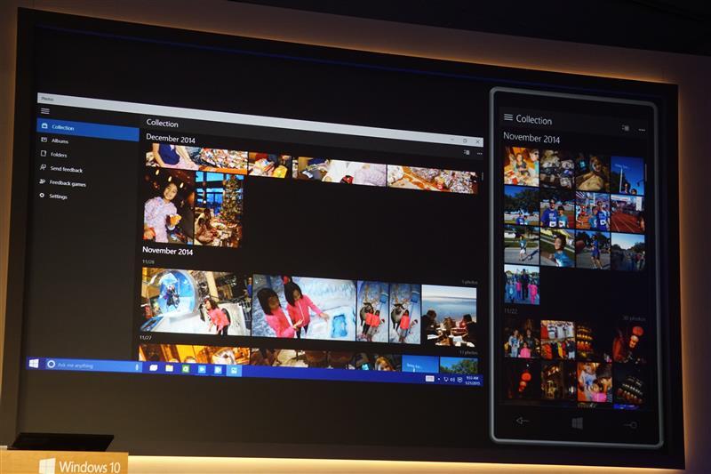 Microsoft, Windows 10'u Resmi Olarak Tanıttı 100
