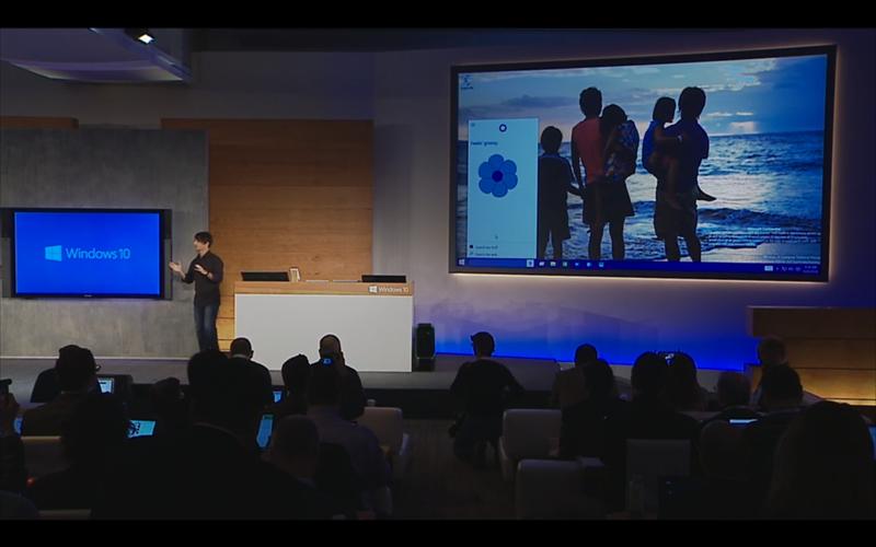 Microsoft, Windows 10'u Resmi Olarak Tanıttı 73