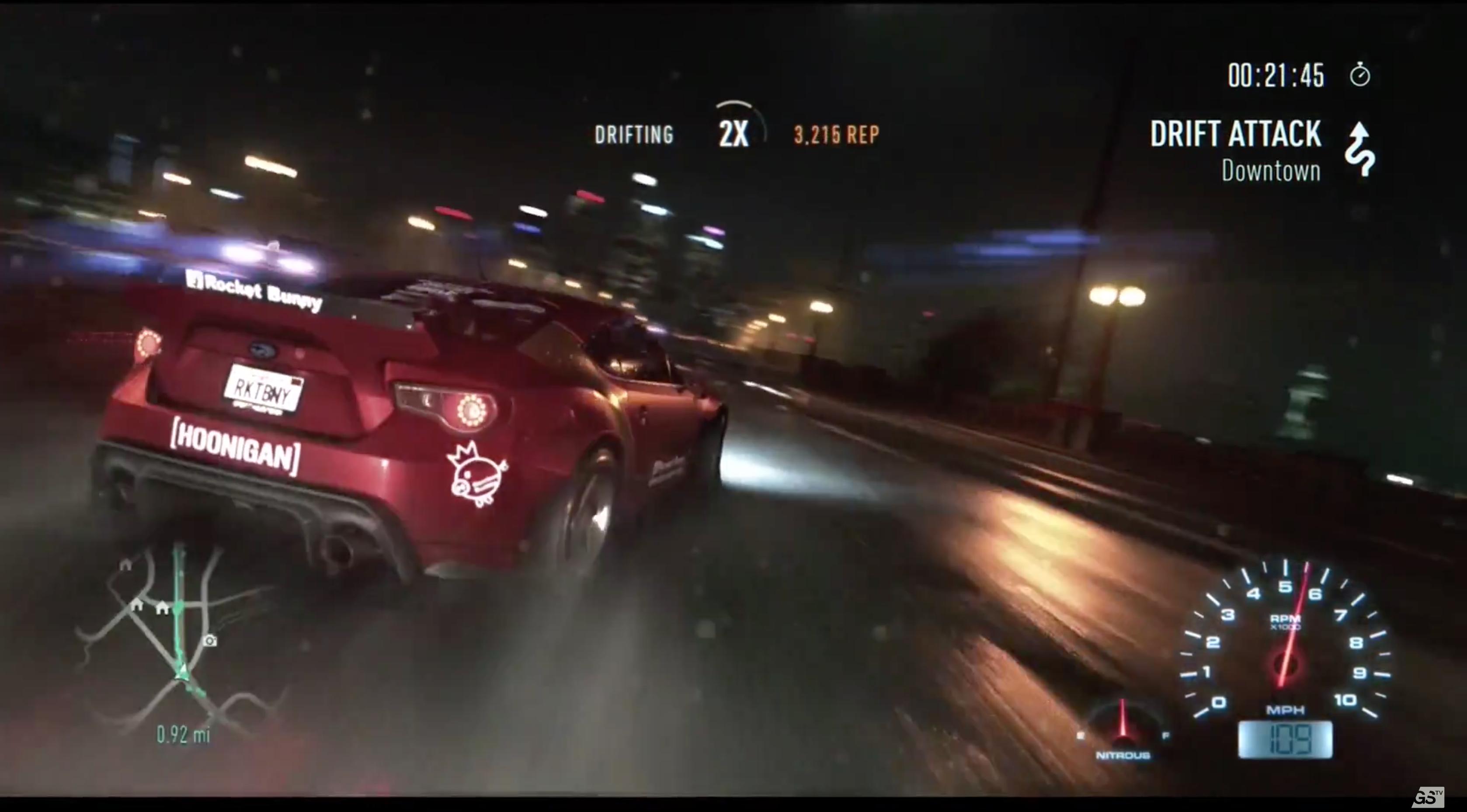 Need For Speed 2015 In Drift Videosu Yayınlandı