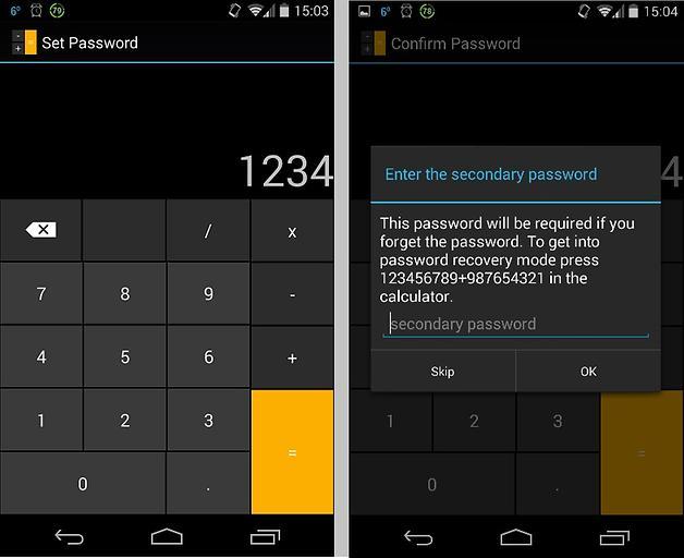Smart Hide Calculator ile Android'te Dosya Saklayın!