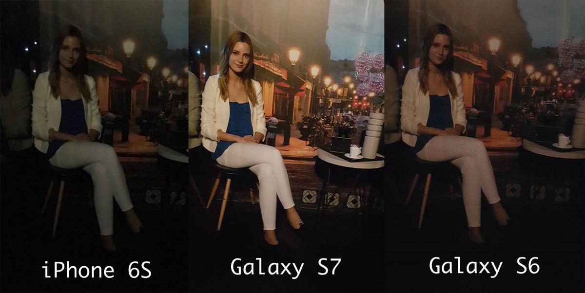 Galaxy S7 Kamerası