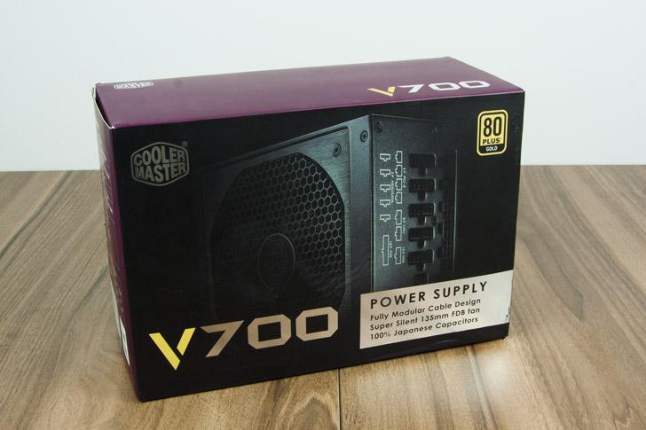 V700 Kutusu Ön Yüz