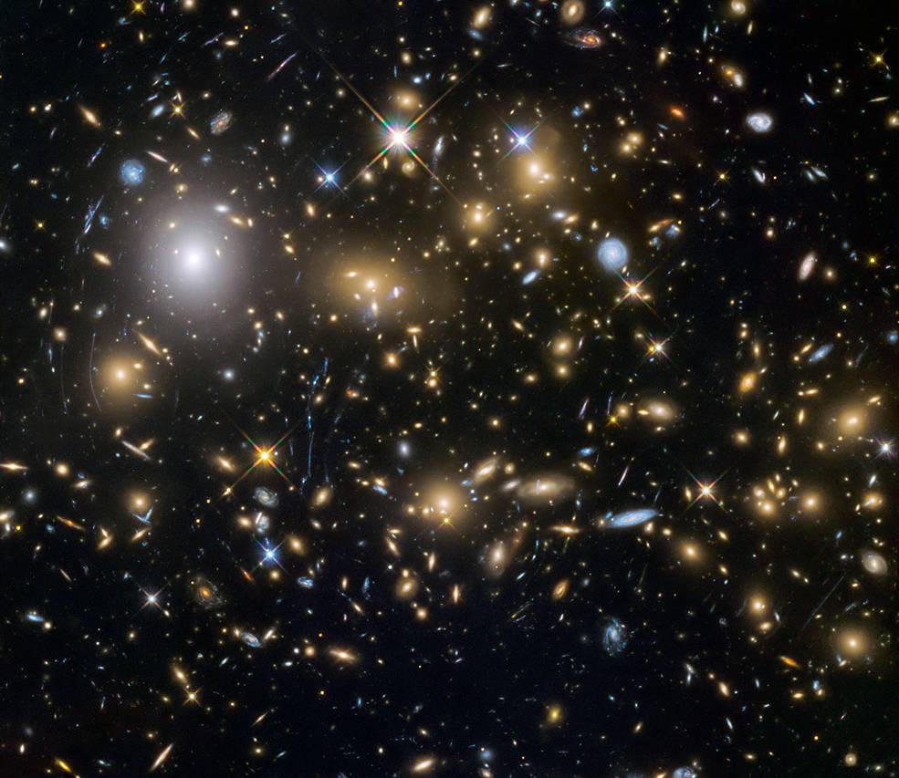 Evren İlk Galaksileri Oluşturduğunda Nasıldı?