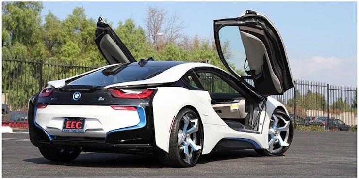 Dunyanin En Hizli Ve En Teknolojik 5 Elektrikli Hibrit Otomobili