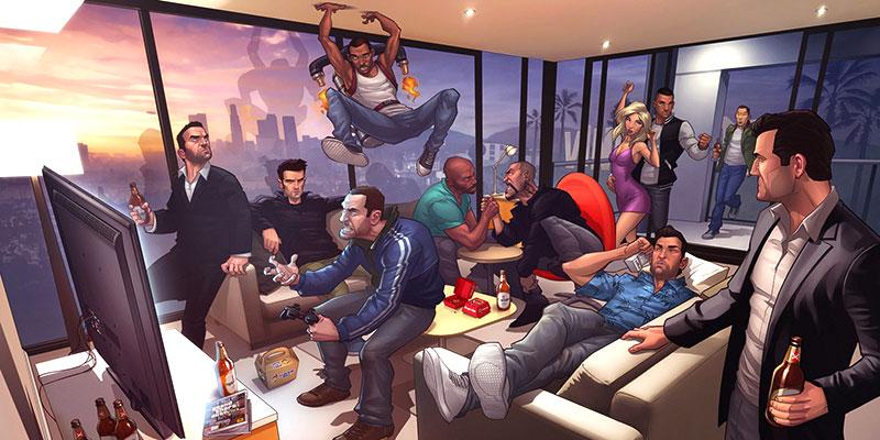 GTA 6'da Daha Eğlenceli Karakterler ve Görevler