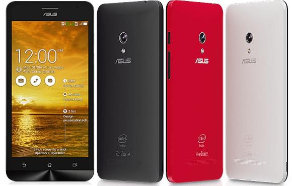 ASUS ZenFone 5 Litei Duyurdu