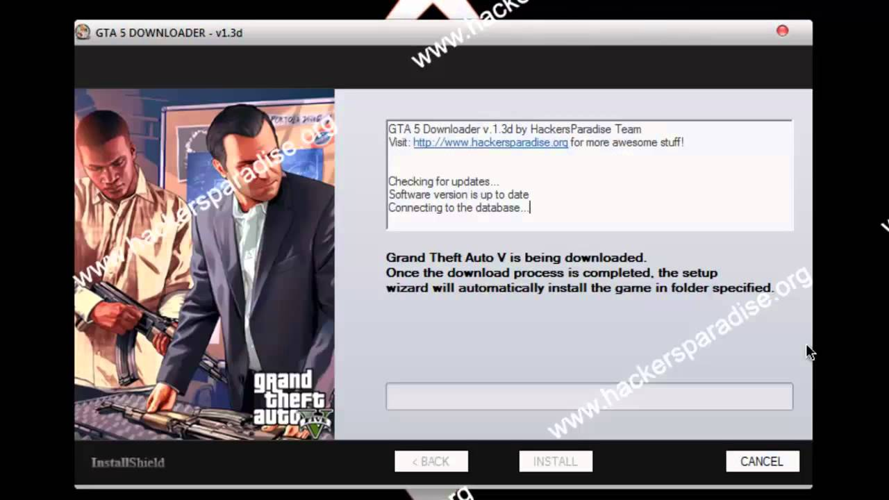 gta v setup wizard download
