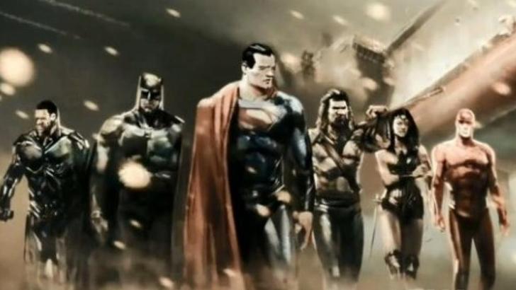 justice league part 1 filminin kotu karakteri sizdirildi