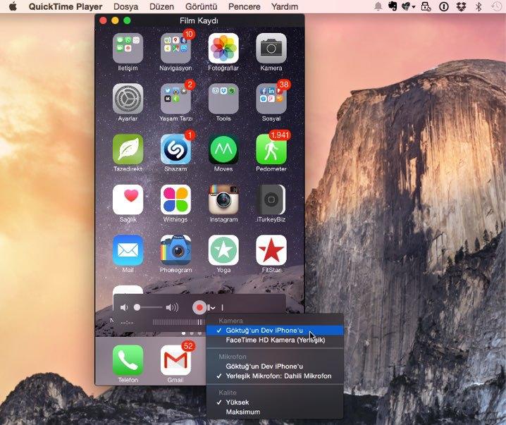 Wwdc2014 Apple Annuncia Ios8 E Os X Yosemite: OS X Yosemite'nin Mac'e Getirdiği 5 Yenilik