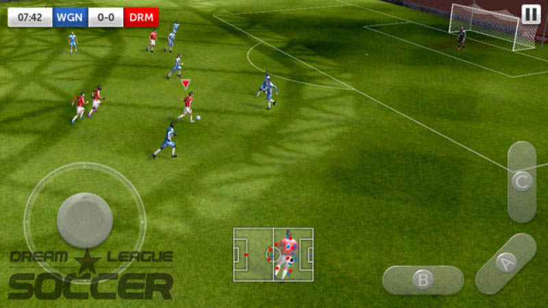 How to connect Multiplayer in Dream League Soccer 2017 ...