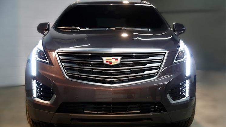 Cadillac 39 n yeni arac xt5 tasar m ve performans yla dikkat ekiyor