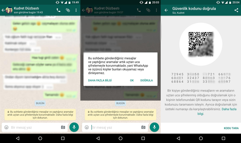 WhatsApp Takip Programı ile Silinen Sohbet Geçmişini Görme