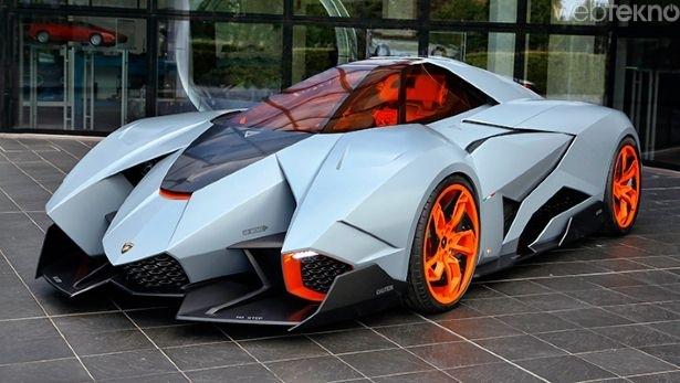 En Farkli 10 Lamborghini Konsepti