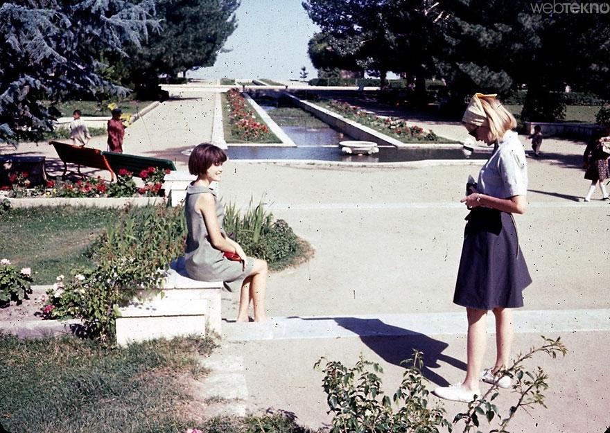 Buradan itibaren ise 1960'lı yıllarda Afganistan...
