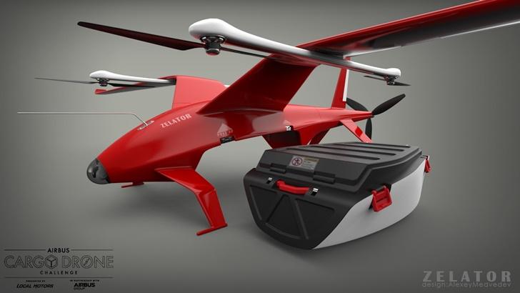 Kargo Drone'u