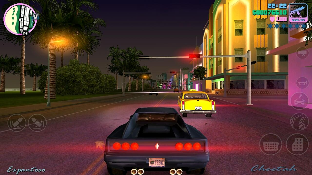 1) GTA Vice City