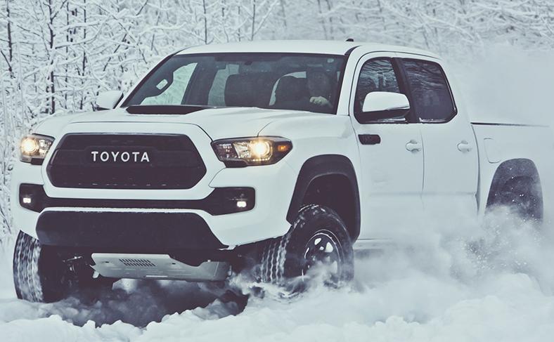 5) Toyota Tacoma