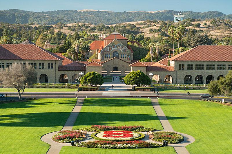 Temelleri Stanford Üniversitesi'ne dayanıyor