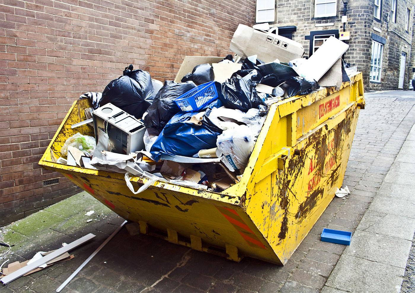 İsveç ve Çöpleri
