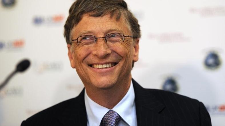 1- Bill Gates