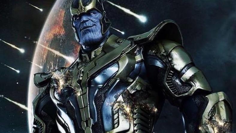 Ve Tabiki: Thanos