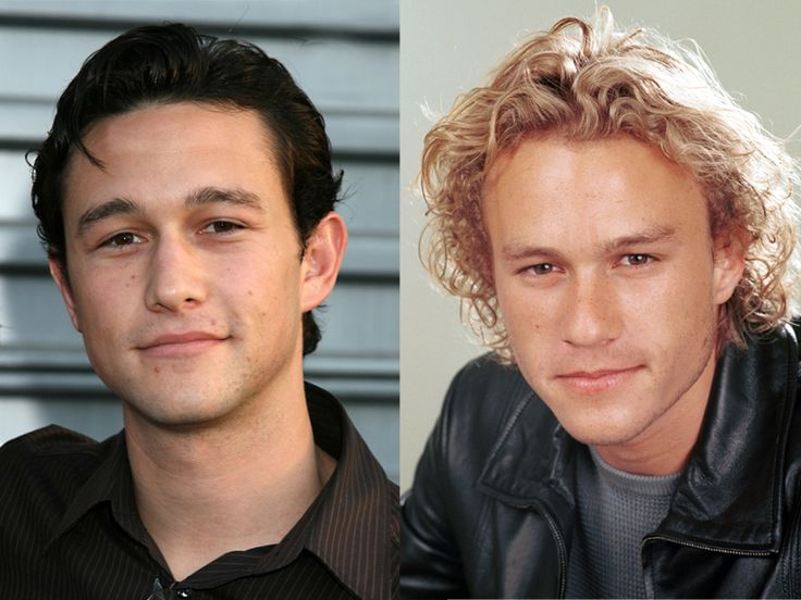 Joseph Gordon Levitt - Heath Ledger