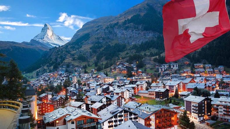 8.İsviçre