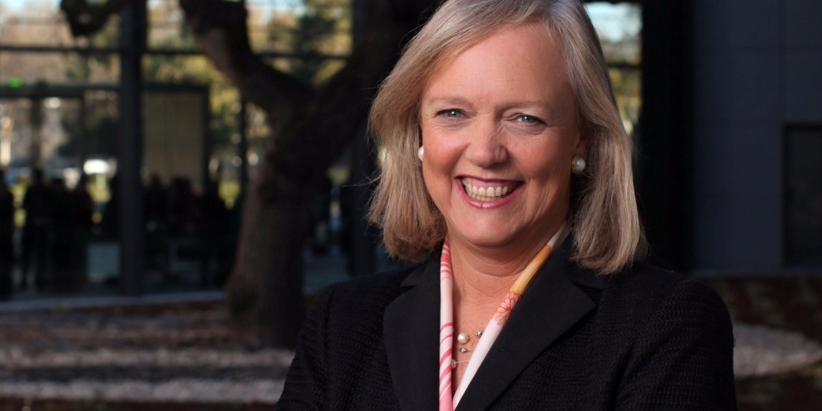 4. Meg Whitman